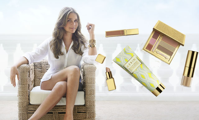 Aerin Summer Color Collection Ad Image